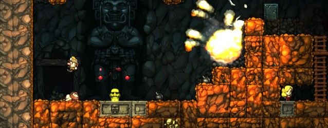 CalmDownTom is Playing… Spelunky (Daily Challenge)