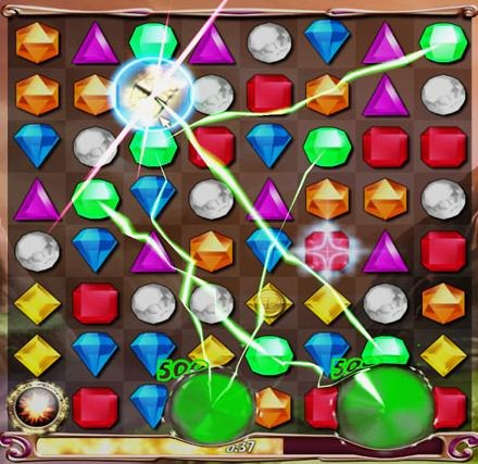 Bejeweled blitz by popcap (ios, united states) searchman app.