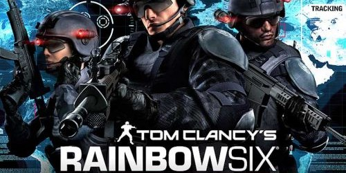 Rainbow 6: Shadow Vanguard (iPhone)