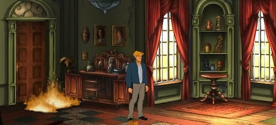 Broken Sword II: The Smoking Mirror Review (iPhone)