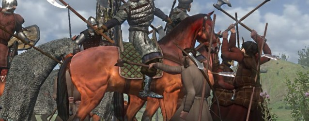 Mount and Blade Warband Giveaway