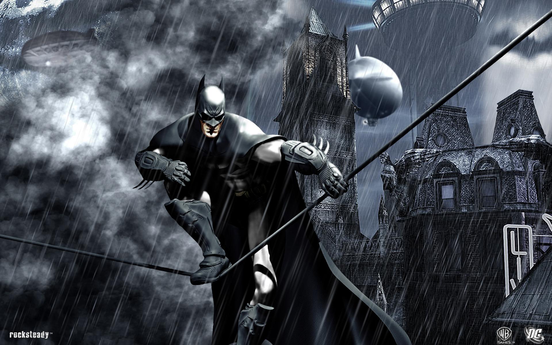 Batman: Arkham City Review (360) – Thomas Welsh