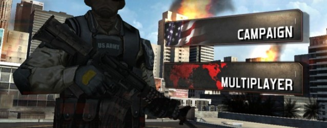 Modern Combat 3 Review (iPhone)