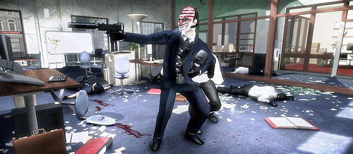 Payday: The Heist Review (PS3)