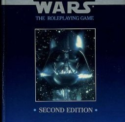 Pen and Paper Roleplaying – Star Wars RPG at CalmDownTom