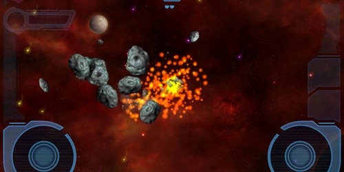 Asteroids Gunner Review (iPhone)
