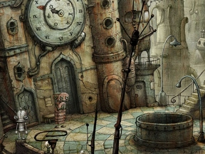 You should have played… Machinarium