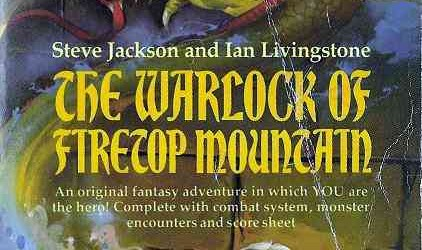 Fighting Fantasy : Talisman of Death and The Warlock of Firetop Mountain Review (PS3/PSP)