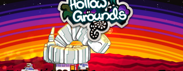 Hollow Grounds Review (iOS)