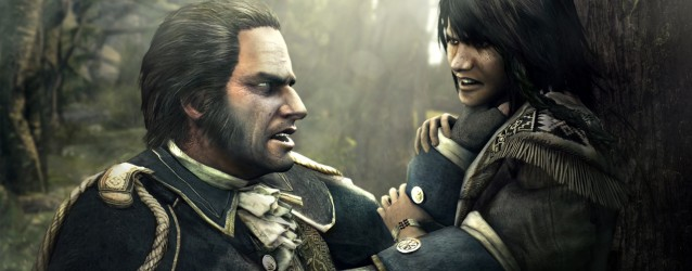 New Assassins Creed 3 Screens and Assets