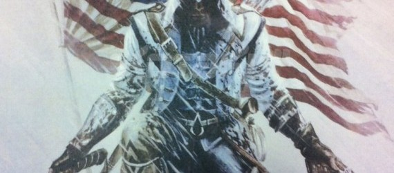 Assassins Creed 3 Trailer reveal