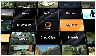 OnLive on a Tablet – The future of gaming?