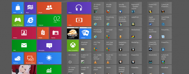 Windows 8: An Overview