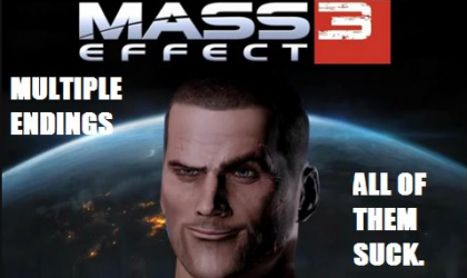 Top 7 endings more controversial than Mass Effect 3′s