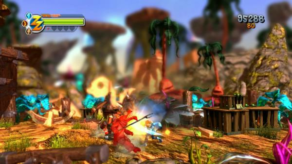 Zack Zero Review (PC) , 4.0 out of 5 based on 2 ratings
