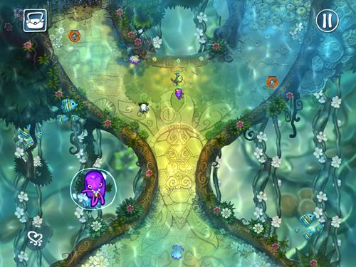 ภาพตัวอย่างเกมส์ Squids RPG