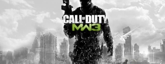 Sonically pleasing – Call of Duty: Modern Warfare 3