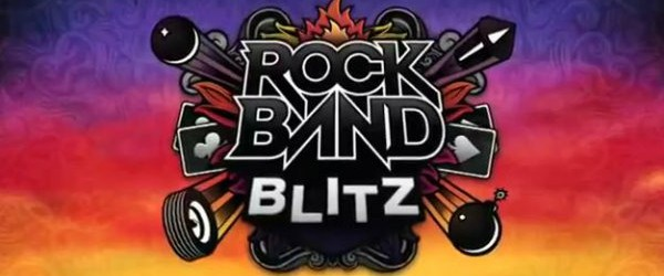 Rock Band Blitz Review (360)
