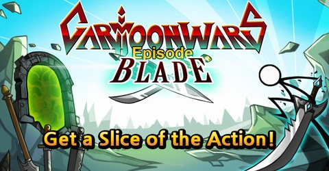 Cartoon Wars: Blade Review (iOS)