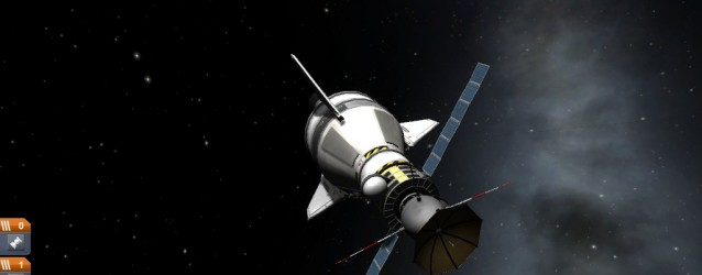 Man on the Mun – The Kerbal Diaries
