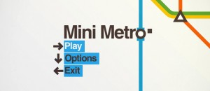 Should I be excited about… Mini Metro