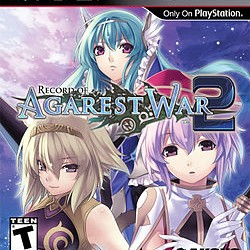Record of Agarest War 2 Review (PS3)