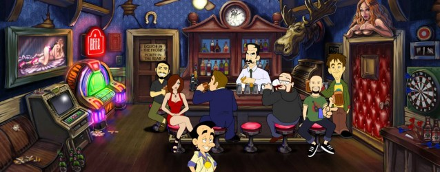 CalmDownTom is Playing… Leisure Suit Larry: Reloaded