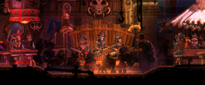 SteamWorld Heist Review (PS Vita)