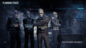 Payday 2 CalmDownTom Team