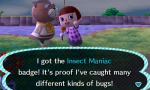 ACNL_Insect_Medal