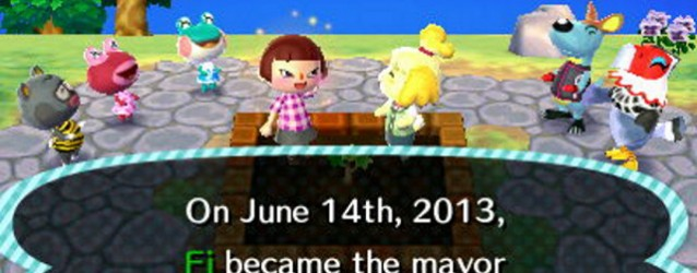 Animal Crossing New Leaf Photo Journal: Day 1