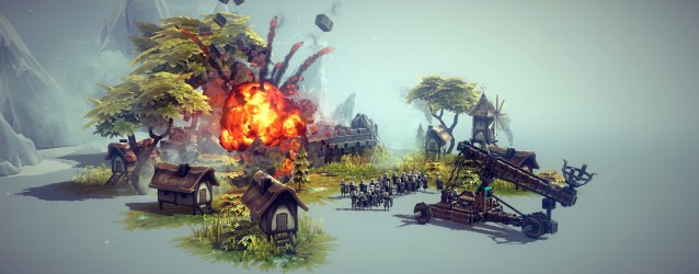 Should I be excited about… Besiege (PC)