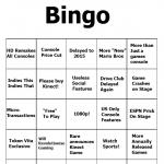 E3 2014 Bullshit Bingo!