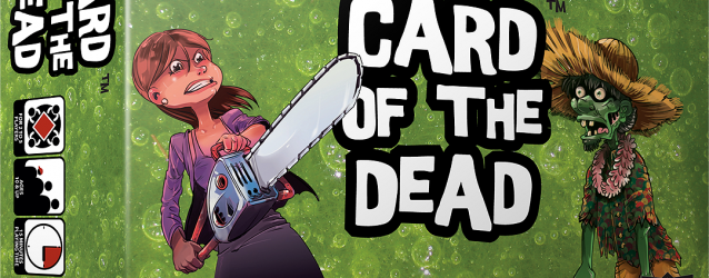Cards & Dice & Tabletops: Card of the Dead