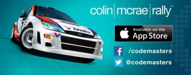 Colin McRae Review (iOS)