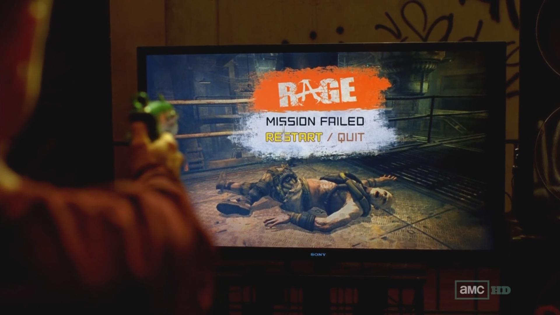 Problem Dog Breaking Bad Video Game