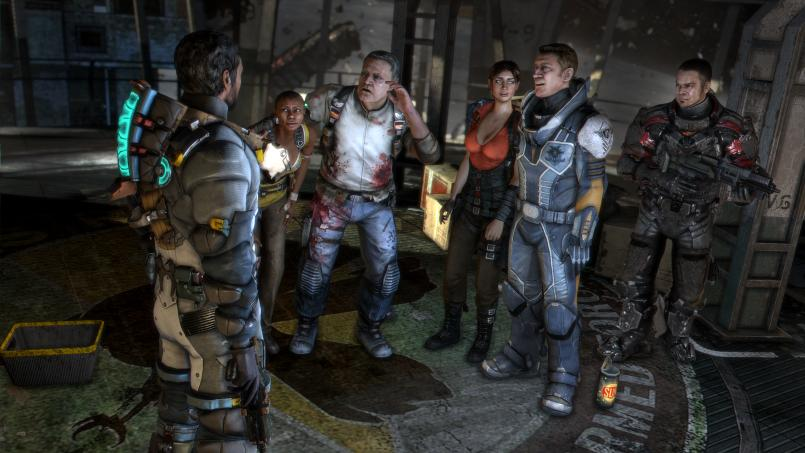 5 Mistakes EA made with Dead Space 3 (and how to fix them) - Thomas Welsh