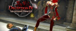 Deception IV: The Nightmare Princess Review (PS Vita)