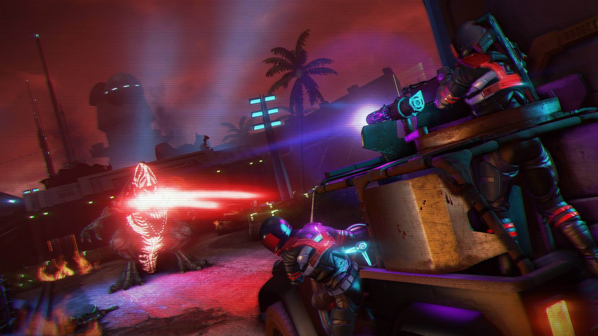 Far Cry 3 Blood Dragon Review 360 Thomas Welsh