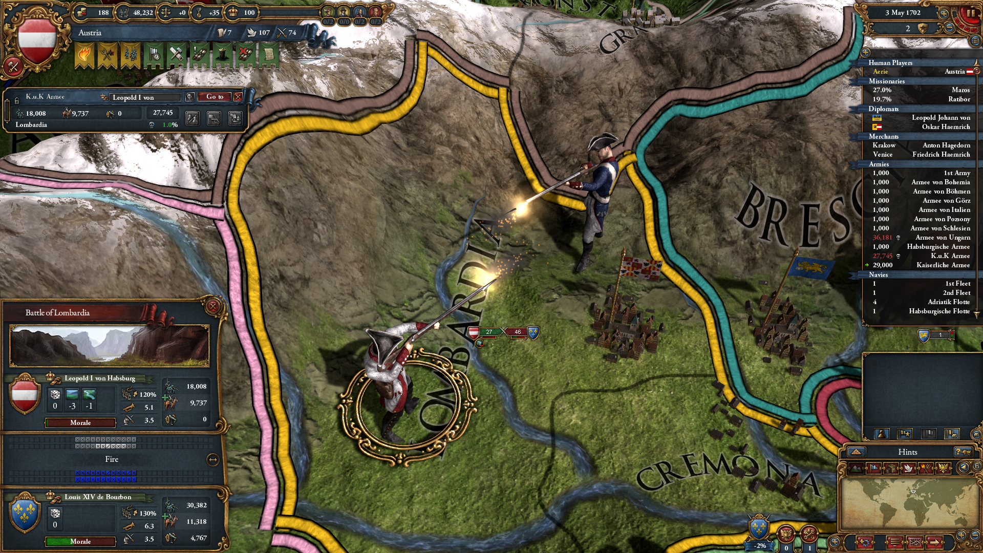 Europa Universalis IV Preview for PC