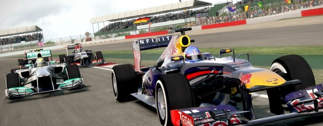 F1 2013 – More than a roster update?