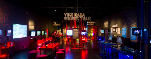 Games Masters: An Exhibition by The Australian Centre for the Moving Image