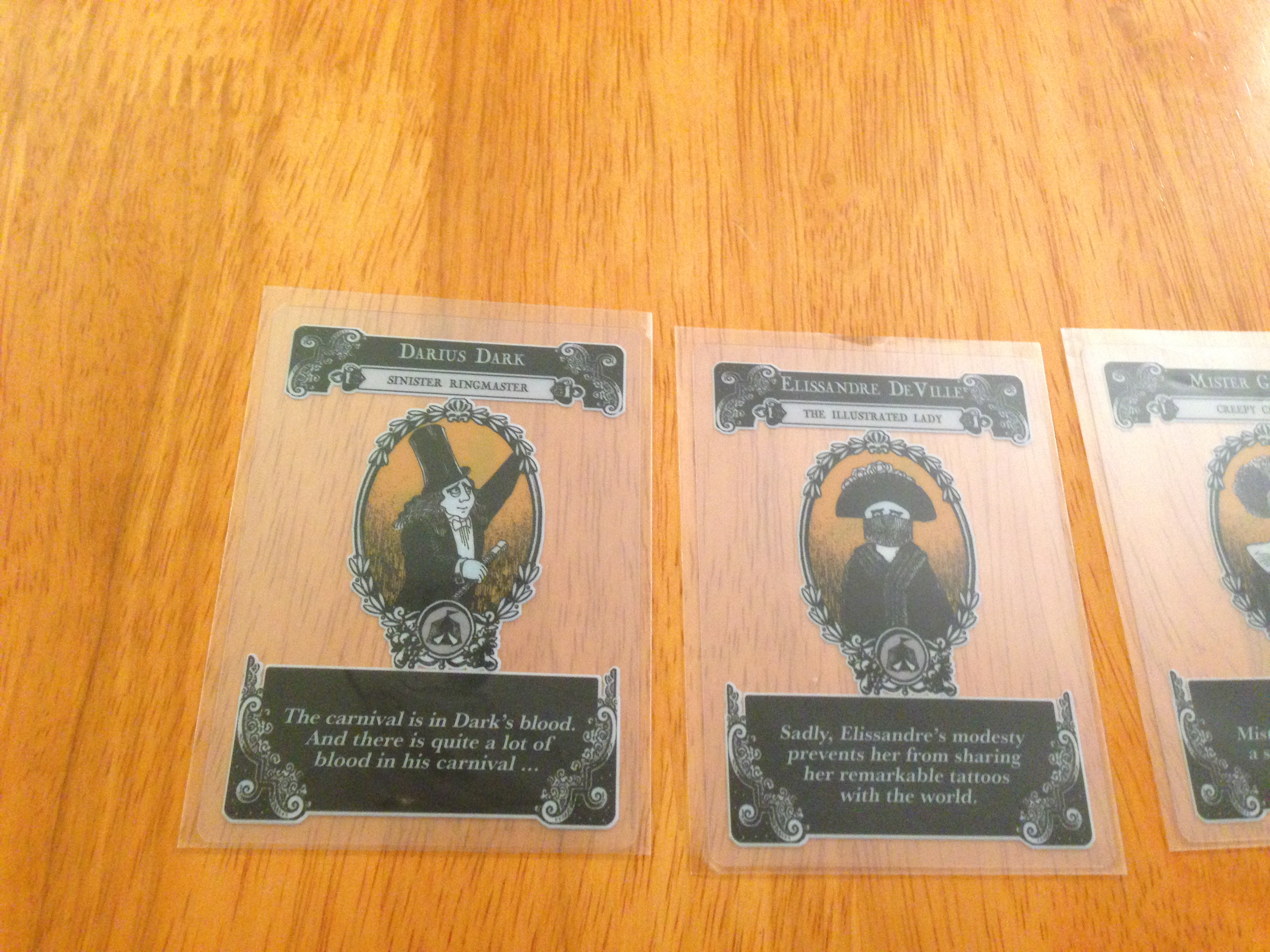 Cards & Dice & Tabletops: Gloom – Thomas Welsh