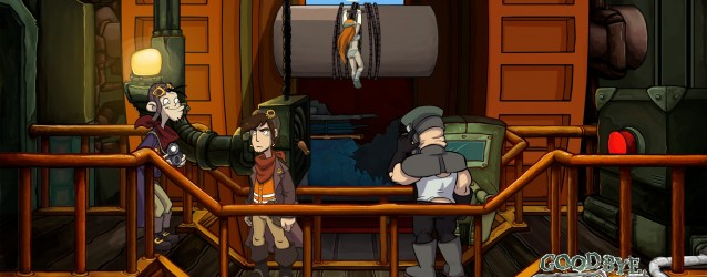 Should I be excited about… Goodbye Deponia