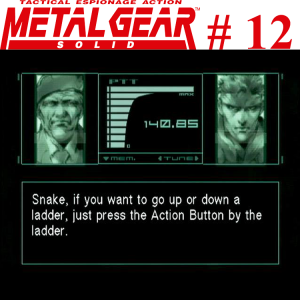 MGS-Number-12-Codec