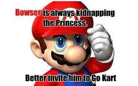 Mario Kart Funny