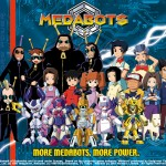 Medabots 8 : Time for the world to Robattle!