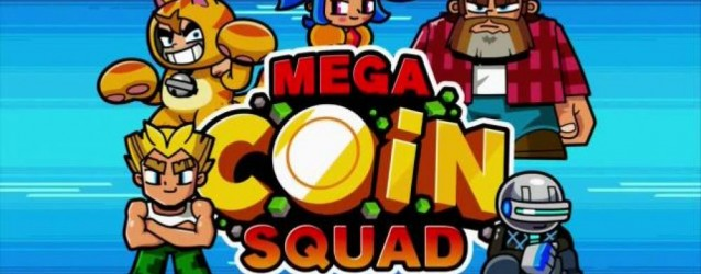 Mega Coin Squad Review (PC)