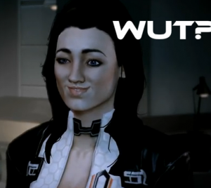 Miranda Mass Effect Funny