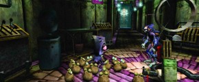 Oddworld: Munch's Oddysee HD Review (PS Vita)